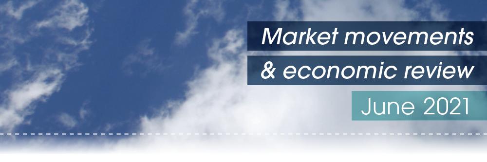 Market movements & review video – June 2021